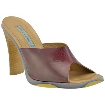 Chaussures Femme Sandales et Nu-pieds Janet&Janet Talon 90 Sandales rouge