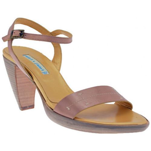 Chaussures Femme Sandales et Nu-pieds Janet&Janet Plateau Sandales