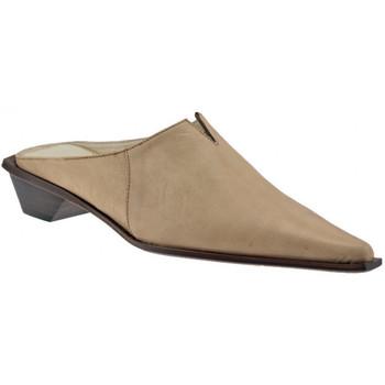 Chaussures Femme Sabots Janet&Janet SaboTexantalon30Sabot Beige