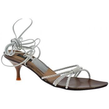 Chaussures Femme Sandales et Nu-pieds Janet&Janet TalonaiguilleSandales Blanc