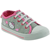 Chaussures Enfant Baskets basses Hello Kitty Niva 2 Sport Baskets basses Gris