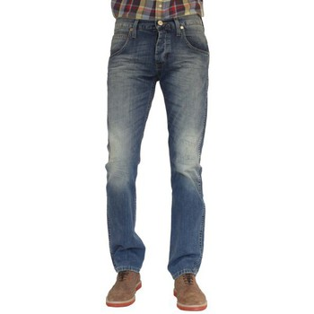 Jeans droit Wrangler Jeans Spencer Smokin