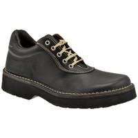 Chaussures Homme Derbies Docks 25100 Casual montantes Noir