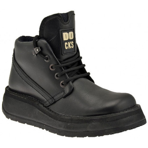 Chaussures Homme Boots Docks 22300 Plate-forme occasionnelle Casual montantes