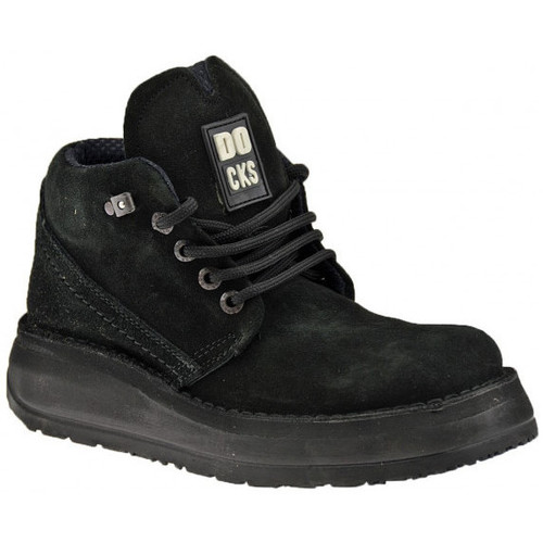 Chaussures Femme Boots Docks 22300DC Plateforme Casual Casual montantes