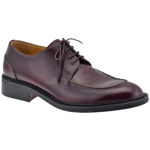 Chaussures Homme Richelieu Lancio PanDoubleCasualBasRichelieu Marron