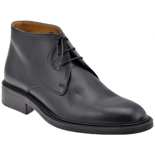 Chaussures Homme Richelieu Lancio Mid Casual Classique Double Bottom Richelieu