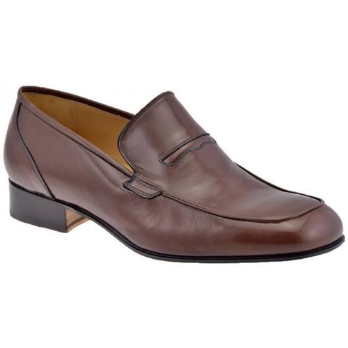 Chaussures Homme Mocassins Lancio Couture Mocassins