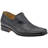 Chaussures Homme Mocassins Lancio Col haut Mocassins Noir