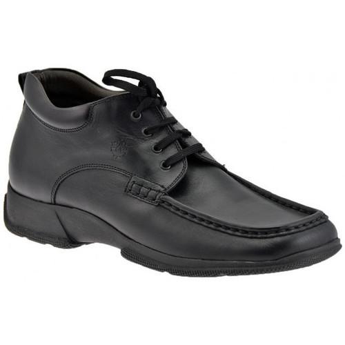 Chaussures Femme Derbies Lumberjack Tubulaire Casual montantes Noir