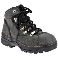 Chaussures Homme Randonnée Lumberjack Pedula Casual montantes Noir