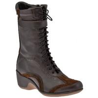 Chaussures Femme Bottines Lumberjack BottesZipàlachevilleBottines Marron
