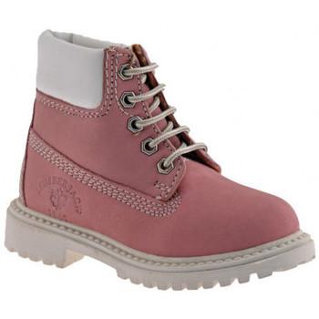 Chaussures Fille Boots Lumberjack Rivière enfants Casual montantes