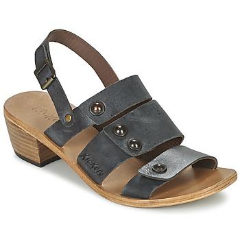 Sandale Kickers KHÔOL Noir 350x350