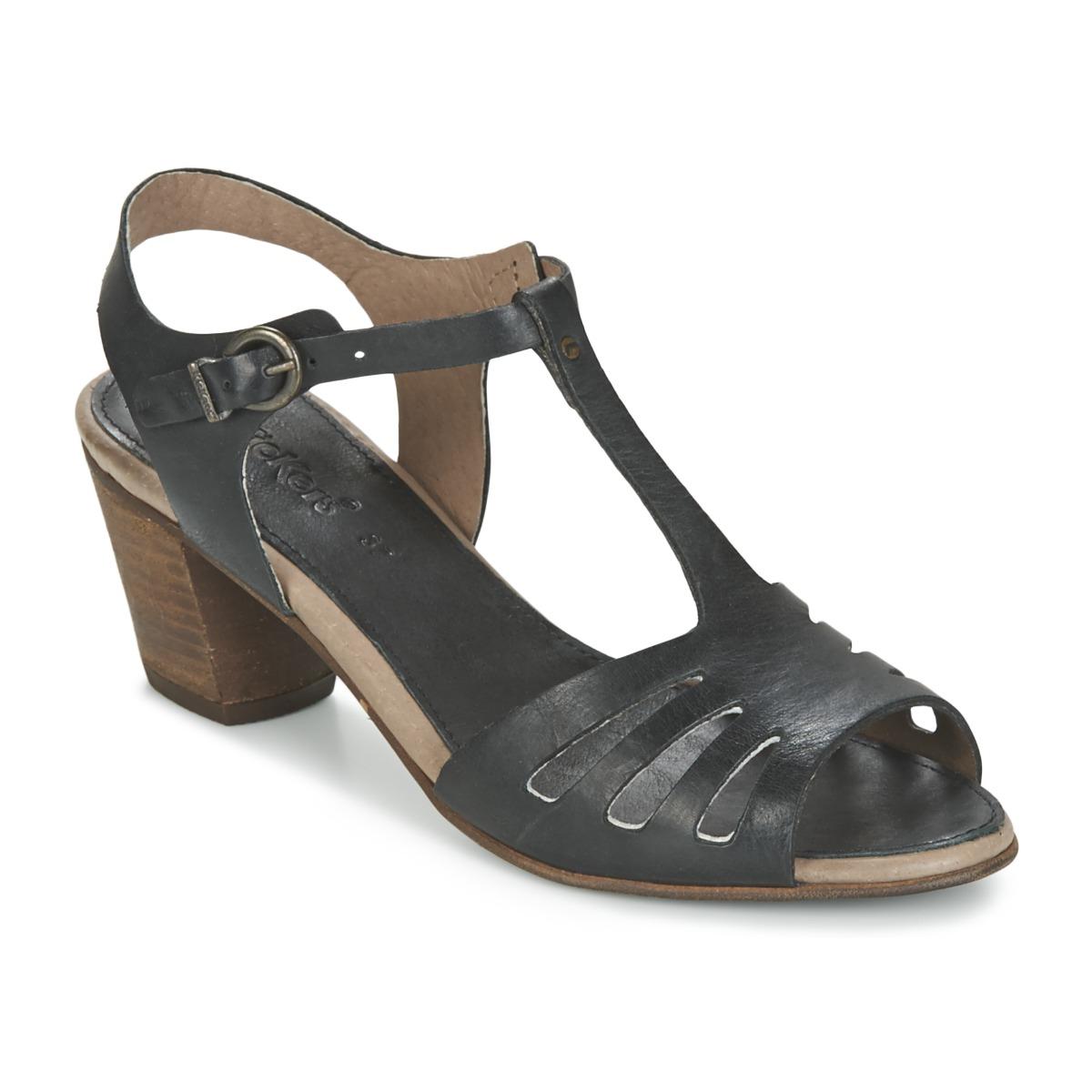 Sandale Kickers SEATTLE Noir