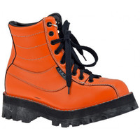 Chaussures Femme Boots Cult CintreCasualmontantesCasualmontantes Casual montantes orange