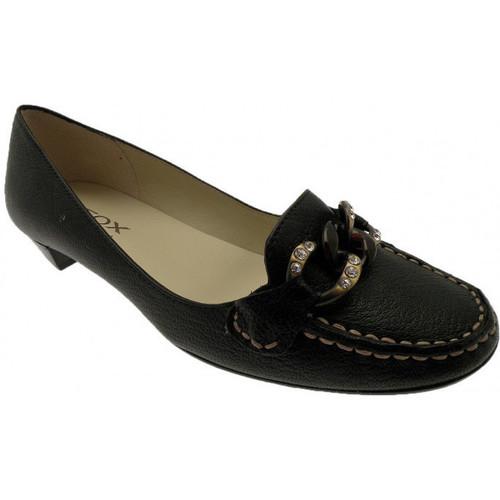 Chaussures Femme Mocassins Geox Talon 20 Mocassins