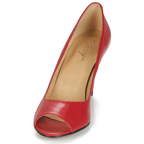Betty Escarpins London Rouge Femme Emana PXZwkuiTOl