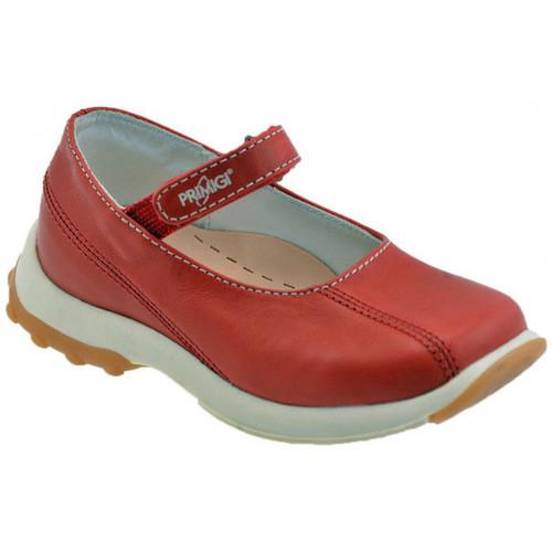 Chaussures Enfant Ballerines / babies Primigi Fraise Ballerines
