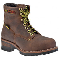Boots Stone Haven Police Point of Steel Casual montantes