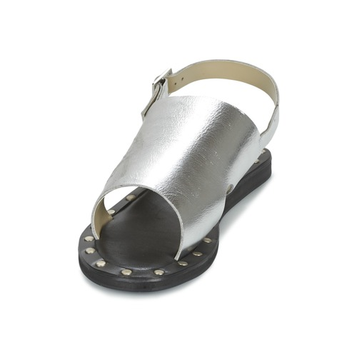 Ejade London pieds Betty Chaussures Et Argent Sandales Nu Femme yv8O0mNwn