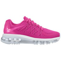 Chaussures Fille Baskets basses Nike AIR MAX 2015 GS ROSE
