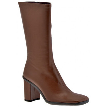 Bottines Fornarina bottes talon de la cheville 60 zip bottines