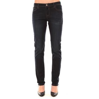Vêtements Femme Jeans slim Comme Des Filles Comme des Garçons Jean Denim Avenue bleu foncé Bleu