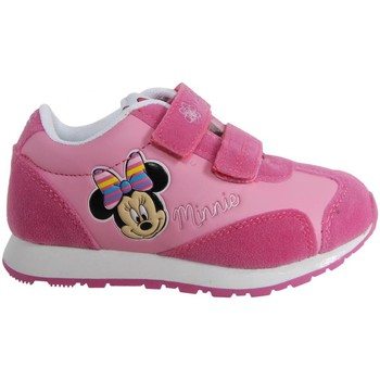 Chaussures Fille Baskets basses Minnie Mouse 2300-229 Rosa