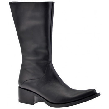 Bottines Fornarina Cuir Fonds Texas Bottines