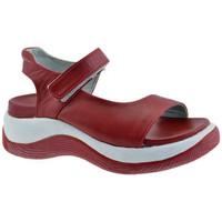 Chaussures Enfant Sandales et Nu-pieds Fornarina Sandali Sandales Rouge