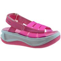 Chaussures Enfant Sandales et Nu-pieds Fornarina TransparentSandales Rose