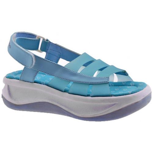 Chaussures Enfant Sandales et Nu-pieds Fornarina Transparent Sandales Multicolor