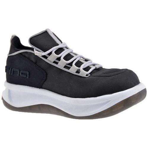 Chaussures Enfant Baskets montantes Fornarina De dentelle de vague Talon compensé