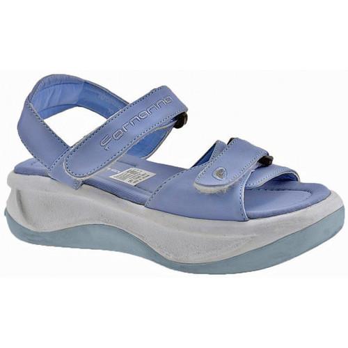 Chaussures Enfant Sandales et Nu-pieds Fornarina Wave Velcro Girl Sandales