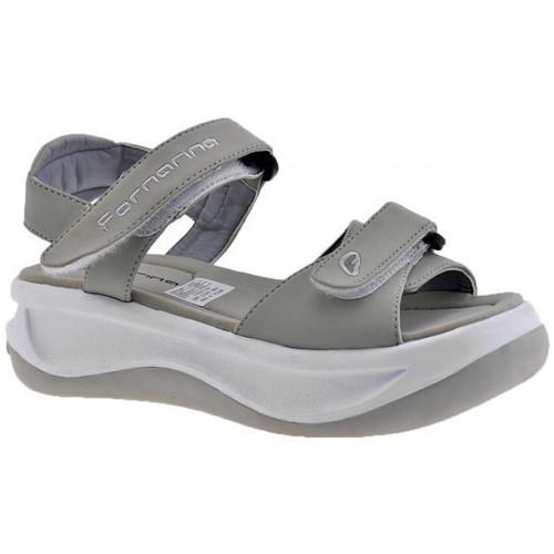 Chaussures Enfant Sandales et Nu-pieds Fornarina Vague Velcro Fille Sandales