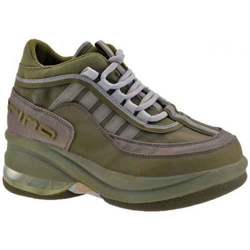Chaussures Enfant Baskets montantes Fornarina Jusqu&39;à 1684 Jr Talon compensé