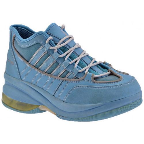 Chaussures Enfant Baskets montantes Fornarina Lace-up Talon compensé