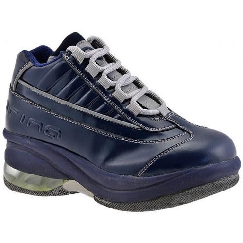 Chaussures Enfant Baskets montantes Fornarina 1798 up Talon compensé