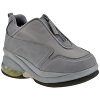 Chaussures Enfant Baskets montantes Fornarina Zip Up Jr Talon compensé