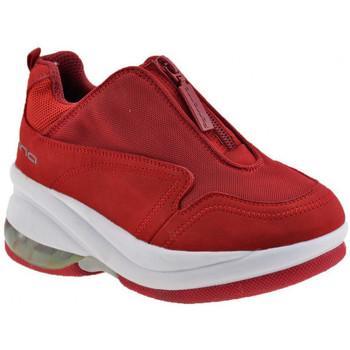 Baskets montantes Fornarina Zip Up Jr Talon compensé