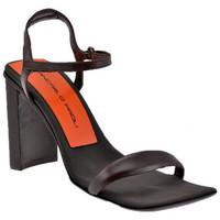 Sandales et Nu-pieds Giancarlo Paoli Velcro Talon 90 Sandales