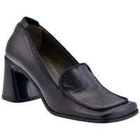 Chaussures Femme Mocassins Giancarlo Paoli Banc Mocassins Noir
