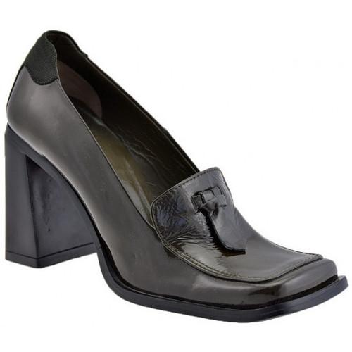 Chaussures Femme Mocassins Giancarlo Paoli Dora talon 2 95 Mocassins vert