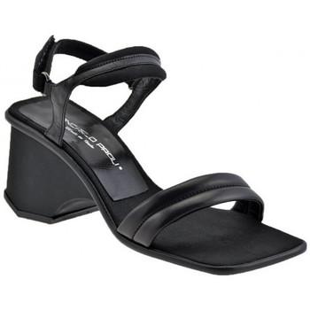 Chaussures Femme Sandales et Nu-pieds Giancarlo Paoli WedgePlata70Sandales Noir