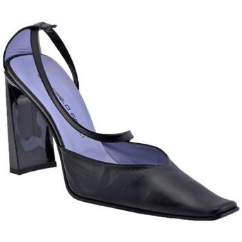 Chaussures Femme Sandales et Nu-pieds Giancarlo Paoli BilbaoStraptalon100Sabot Noir