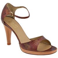 Chaussures Femme Sandales et Nu-pieds Strategia Plateau du talon Strap 100 Sandales