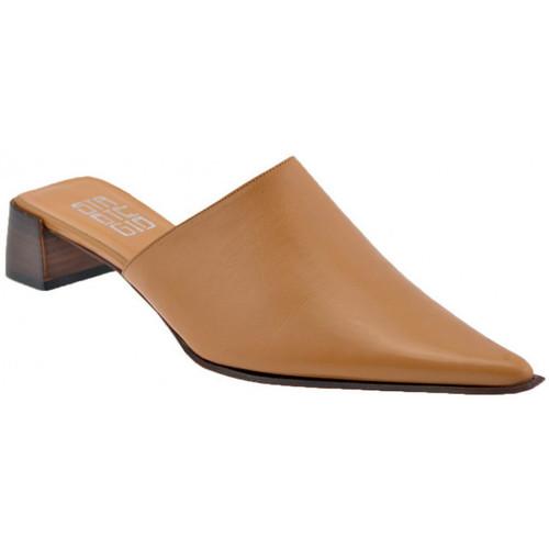 Chaussures Femme Sabots Strategia Talonmarcha35Sabot Marron