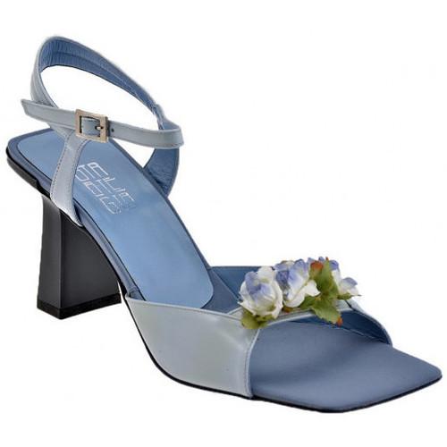 Chaussures Femme Sandales et Nu-pieds Strategia FleurTalon70Sandales bleu