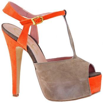 Chaussures Femme Escarpins Cuomo Heel Sandal 140 Talons-Hauts
